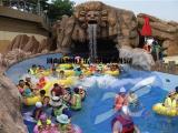 人工造浪池、儿童专用水屋、成人水屋以及混合水屋