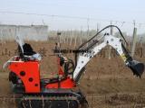 BZ-08小型农用挖掘机