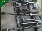 P50道岔卧式扳道器价低 手动弹簧扳道器需求量大