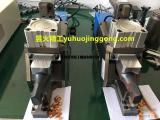 空调冰箱铜管工艺管超声波封尾焊接机