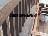 学校围栏做古铜色木纹漆施工/金属仿木纹漆施工步骤
