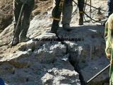 福建泉州混凝土岩石破裂机劈裂机
