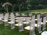 户外婚礼家具租赁-草坪竹节椅租赁-婚礼椅子租赁