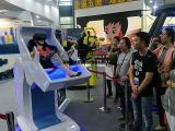 vr虚拟现实设备vr时空穿梭飞行器360度旋转座椅体验馆设备