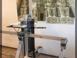 墙体彩绘机 文化墙打印机 室内装修墙面喷绘机