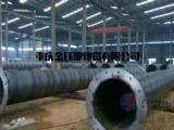 重庆螺旋钢管现货加工污水饮用水防腐螺旋管厂家