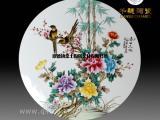 【陶瓷画图片】瓷板画工艺/售价/定制批发/保养方法