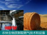 农林生物质气化燃气技术和设备