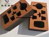 无味EVA化妆品内衬/高档EVA植绒内托包装盒
