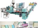 创新技术无氟二氧化碳XPS外墙保温板挤塑板生产机械