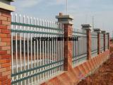 铁艺围墙-四横梁
