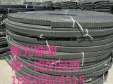 黑色HDPE 桥梁穿钢绞线60mm预应力塑料波纹管