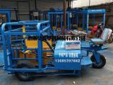 电瓶叉砖车 电动拉砖车厂家生产