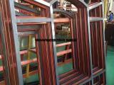 108系列窗纱一体平开窗 铝合金平开窗 御安田系统防护门窗