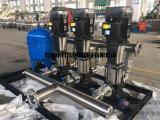 不锈钢恒压供水设备价格 水处理设备