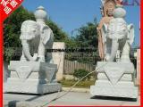 石雕大象镇宅摆件 石雕大象尺寸 石像工艺品雕塑