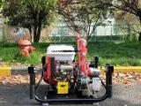 汽油机手抬高压消防泵shuang ya shan shi