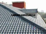 仿古瓦,A-PVC T型瓦,PVC T型塑钢瓦,防腐瓦,