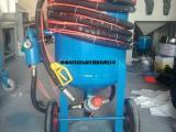 噴砂設備 氣控式移動噴砂機 開放式打砂機 簡單實用