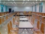 灵山一套食堂用餐桌椅出厂价格