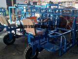 供应小型水泥砖电瓶叉砖车