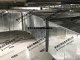 消防通排風工程 白鐵皮管道制作 通排風設備加工安裝