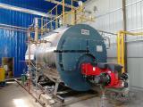 2吨沼气燃气锅炉,2吨沼气供暖锅炉