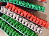 汽车防喷溅挡泥板生产线丨塑料淘金草设备