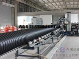 钢带增强波纹管设备|PE螺旋缠绕管生产线
