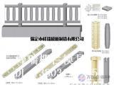 单肩防护栅栏立柱模具技术加工