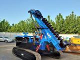 新款光伏打桩机 光伏板钻孔机履带式光伏打桩机厂家直销