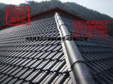 纯新好料树脂瓦 横向订尺加工 老房子屋顶安装不浪费