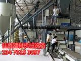 外墙建筑FS免拆一体化设备生产线佳鑫自主研发