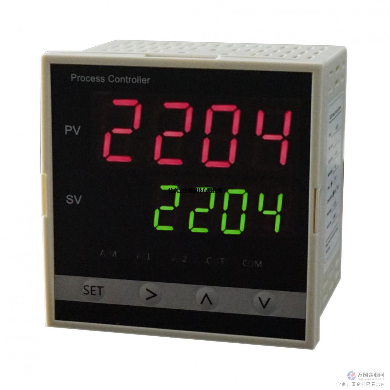 DK2204智能96*96PID温湿度液位压力过程控制仪表