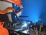 高价回收二手机器人机械臂安川OTC发那科川崎松下机器人回收
