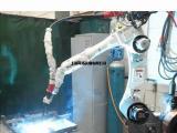 焊接机器人六轴机械手 钣金焊接机器人 油管除尘器焊接
