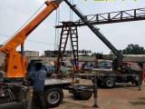 厂家供应2吨3吨农用自制三轮随车吊