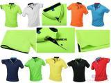 珠海纯棉T恤衫,男女通款广告衫,团队形象服定做