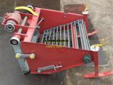 手扶红薯收获机视频  小型地瓜挖掘机价格