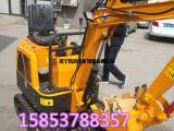 三万以下小型挖掘机履带式挖土机施工视频