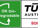 OK Biodegradable Soil认证