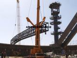 钢管架钢桁架  管桁架