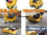 座驾式压路机 700型双轮压路机 液压转向运行平稳