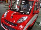 帝隆电动车 四轮电动车代理 小型四轮电动代步车