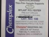 XRF迈拉膜Chemplex 106#