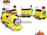 厂家直供无轨道小火车室外儿童托马斯小火车好好玩遥控定时刹车
