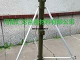 汇龙供应倒扶式升降杆 避雷针升降器 天线升降平台云台升降支架