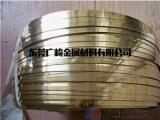 黄铜扁线拉链黄铜扁线 0.8*3.95mm扁铜线
