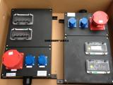 防爆防腐插座箱BXX8050-6/32A