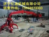 直销废料厂专用抓钢机 工地废铁抓料机 工程机械